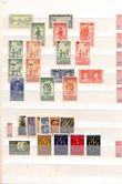 186029 / 1034 - Filatelie / Celý svět - partie