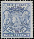186360 / 787 - Filatelie / Afrika / Severní a východní Afrika / Britská východní Afrika