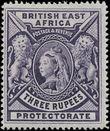 186361 / 788 - Filatelie / Afrika / Severní a východní Afrika / Britská východní Afrika