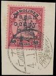 186814 / 887 - Filatelie / Austrálie a Oceánie / Oceánie a Antarktis / Karolíny