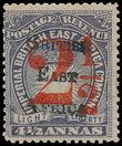 187592 / 786 - Filatelie / Afrika / Severní a východní Afrika / Britská východní Afrika