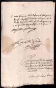 188187 / 1683 - Historické dokumenty, mapy / Šlechtické