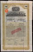 188224 / 1748 - Ostatní sběratelské obory / Akcie, obligace, šeky