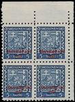 188973 / 1323 - Filatelie / Slovensko 1939-1945 / Přetisková emise