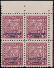 188974 / 1324 - Filatelie / Slovensko 1939-1945 / Přetisková emise
