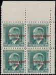 188976 / 1327 - Filatelie / Slovensko 1939-1945 / Přetisková emise