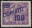 190537 / 0 - Philately / Czechoslovakia 1918-1939 / Postage Due Stamps