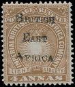 191811 / 708 - Filatelie / Afrika / Severní a východní Afrika / Britská východní Afrika