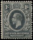 191812 / 709 - Filatelie / Afrika / Severní a východní Afrika / Britská východní Afrika a Uganda