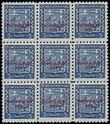 192306 / 2939 - Filatelie / Slovensko 1939-1945 / Přetisková emise