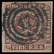 192469 / 23 - Filatelie / Evropa / Dánsko