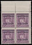 193341 / 1349 - Filatelie / Protektorát ČaM / Přetisková emise