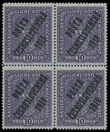 195389 / 1798 - Philately / Czechoslovakia 1918-39 - ex PYTLÍČEK / Posta Ceskoslovenska 1919 Overprint Issue  / Austrian Coat of arms large size