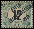 195412 / 1845 - Philately / Czechoslovakia 1918-1939 / Posta Ceskoslovenska 1919 Overprint Issue  / Hungarian Postage Due