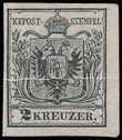 195600 / 241 - Filatelie / Evropa / Rakousko / I. emise 1850