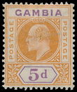 196256 / 696 - Philately / Africa / West Africa / Gambia