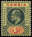 196269 / 695 - Philately / Africa / West Africa / Gambia