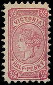 196276 / 788 - Filatelie / Austrálie a Oceánie / Austrálie, Nový Zéland / Victoria