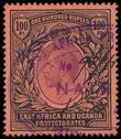 196429 / 645 - Filatelie / Afrika / Severní a východní Afrika / Britská východní Afrika a Uganda
