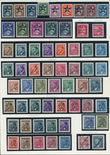 196687 / 1017 - Philately / Czechoslovakia 1945-1992 / Revolutionary Overprints 1944-1945
