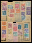 196719 / 1959 - Philately / Czechoslovakia 1918-1939 / Forerunners 1918-1919 / Austrian stamps