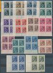 197024 / 1018 - Filatelie / ČSR II. / Revoluční přetisky 1944-1945
