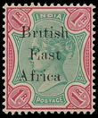 197321 / 644 - Philately / Africa / North and East Africa / British East Africa