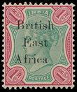 197321 / 644 - Filatelie / Afrika / Severní a východní Afrika / Britská východní Afrika