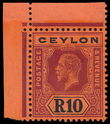 197369 / 831 - Philately / Asia / South Asia / Ceylon