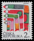 197537 / 1540 - Philately / Czech Republic / Stamps
