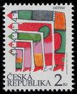 197537 / 1540 - Philately / Czech Republic / Stamps