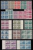 197564 / 2950 - Philately / Protectorate Bohemia-Moravia / Overprint Issue