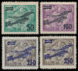 198490 / 0 - Philately / Czechoslovakia 1918-1939 / Second Airmail Issue 1922