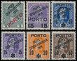 198545 / 0 - Filatelie / ČSR I. / PČ 1919 / Rakouské Doplatní