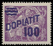198620 / 0 - Philately / Czechoslovakia 1918-1939 / Postage Due Stamps