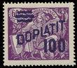 198622 / 0 - Filatelie / ČSR I. / Doplatní