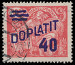 198624 / 0 - Philately / Czechoslovakia 1918-1939 / Postage Due Stamps