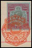 198726 / 0 - Filatelie / Asie / Jihovýchodní Asie / Straits Settlements