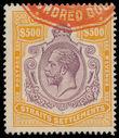 198727 / 0 - Filatelie / Asie / Jihovýchodní Asie / Straits Settlements