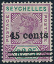 198730 / 0 - Philately / Africa / North and East Africa / Seychelles