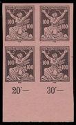 199063 / 0 - Philately / Czechoslovakia 1918-1939 / Chainbreaker Issue 1920