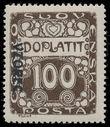 199094 / 0 - Filatelie / ČSR I. / Doplatní