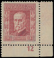 199238 / 3353 - Philately / Czechoslovakia 1918-39 - ex PYTLÍČEK / Masaryk Issue 1923-1926