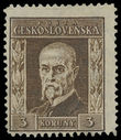 199246 / 3355 - Philately / Czechoslovakia 1918-39 - ex PYTLÍČEK / Masaryk Issue 1923-1926
