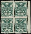 199316 / 3340 - Philately / Czechoslovakia 1918-39 - ex PYTLÍČEK / Dove 1920