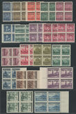 199531 / 3033 - Philately / Protectorate Bohemia-Moravia / Overprint Issue