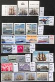 201310 / 1036 - Philately / Topical Stamps (Motive)