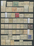204992 / 0 - Philately / Czechoslovakia 1918-1939 / Philatelic Domains / Perfins