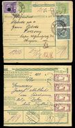 23794 / 4 - Philately / Czechoslovakia 1918-1939 / Forerunners 1918-1919