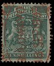 24927 / 3270 - Philately / Africa / South and Central Africa / British South Africa Company